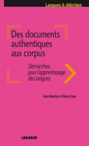 Boulton_Tyne_2014_Des documents authentiques