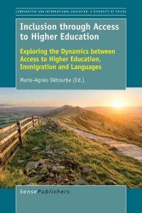 Couverture Détourbe Inclusion Through Access to Higher Education